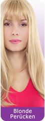 Blonde Perücken